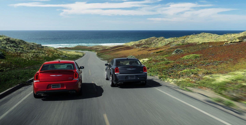 Chrysler 300 Vs  Dodge Charger: Cross-Showroom Showdown