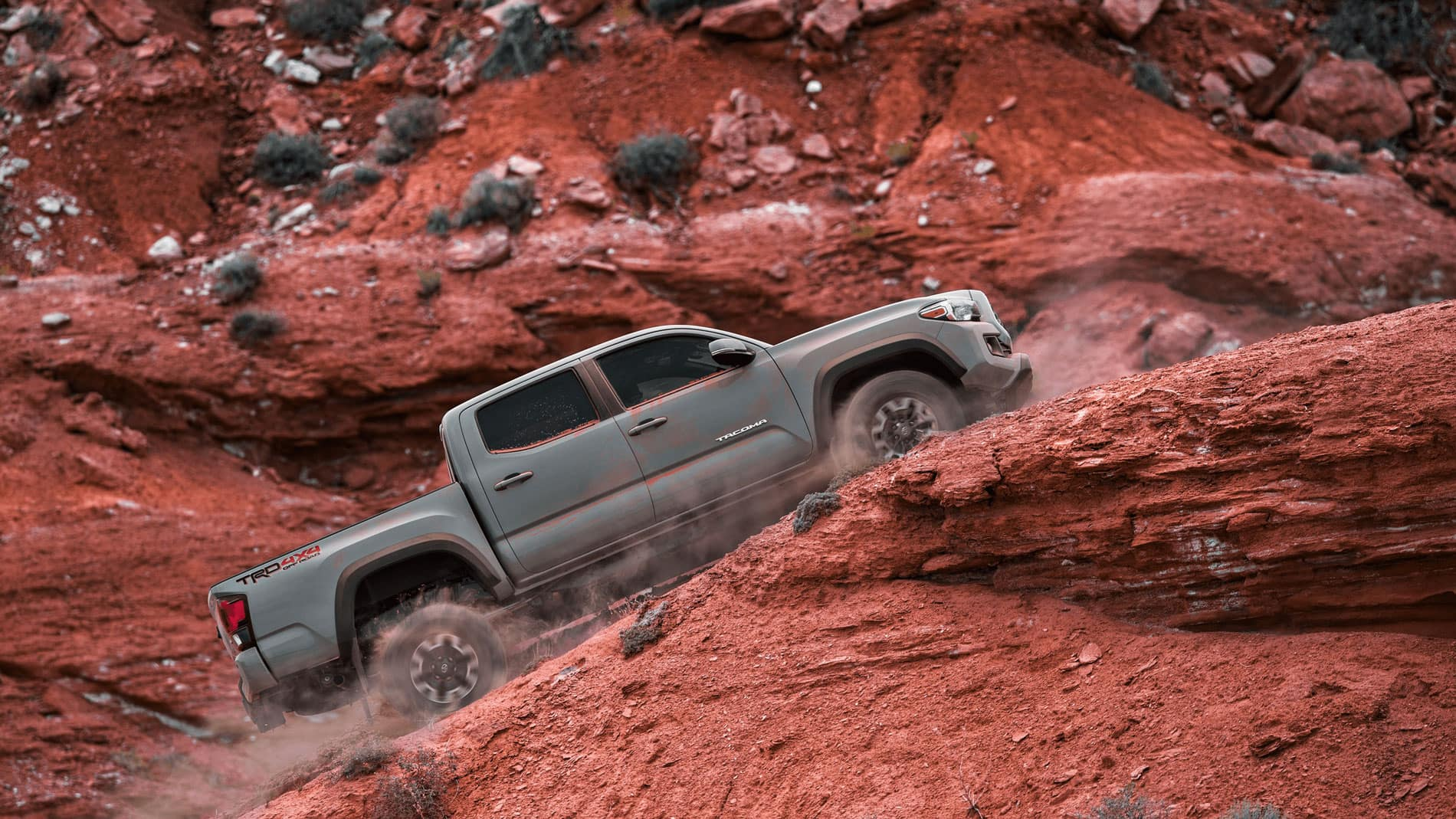 Jeep Gladiator Vs  Toyota Tacoma: The New Face of Midsize