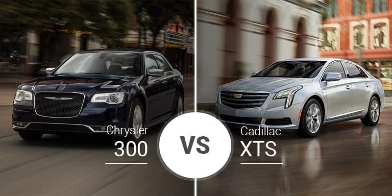 Xts Vs Cts >> Chrysler 300 Vs Cadillac Xts