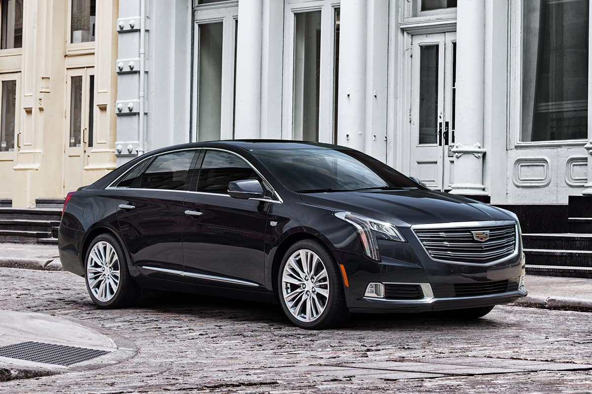 2020 Cadillac XTS Price, Design and Review
