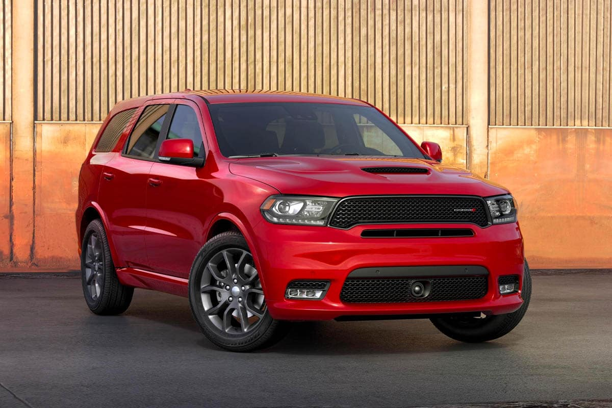 Dodge Durango Vs Chevy Traverse