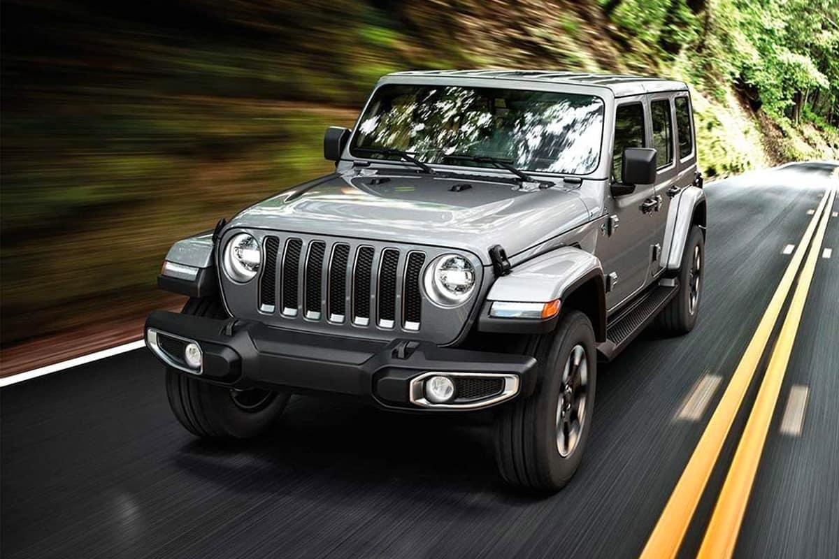 Jeep Wrangler Unlimited Vs  Toyota 4Runner