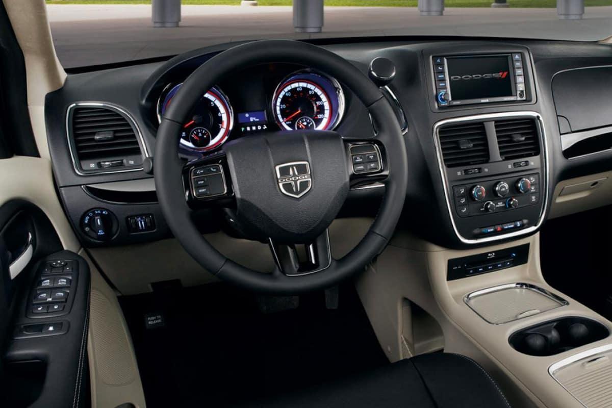 2020 Dodge Caravan Price, Design and Review