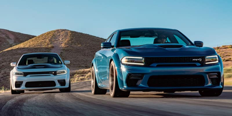 2020 Dodge Charger Srt Hellcat And Scat Pack Get Widebody