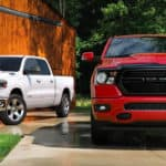 The All-New Ram 1500 Shows Pickups Can Crash With Class Too