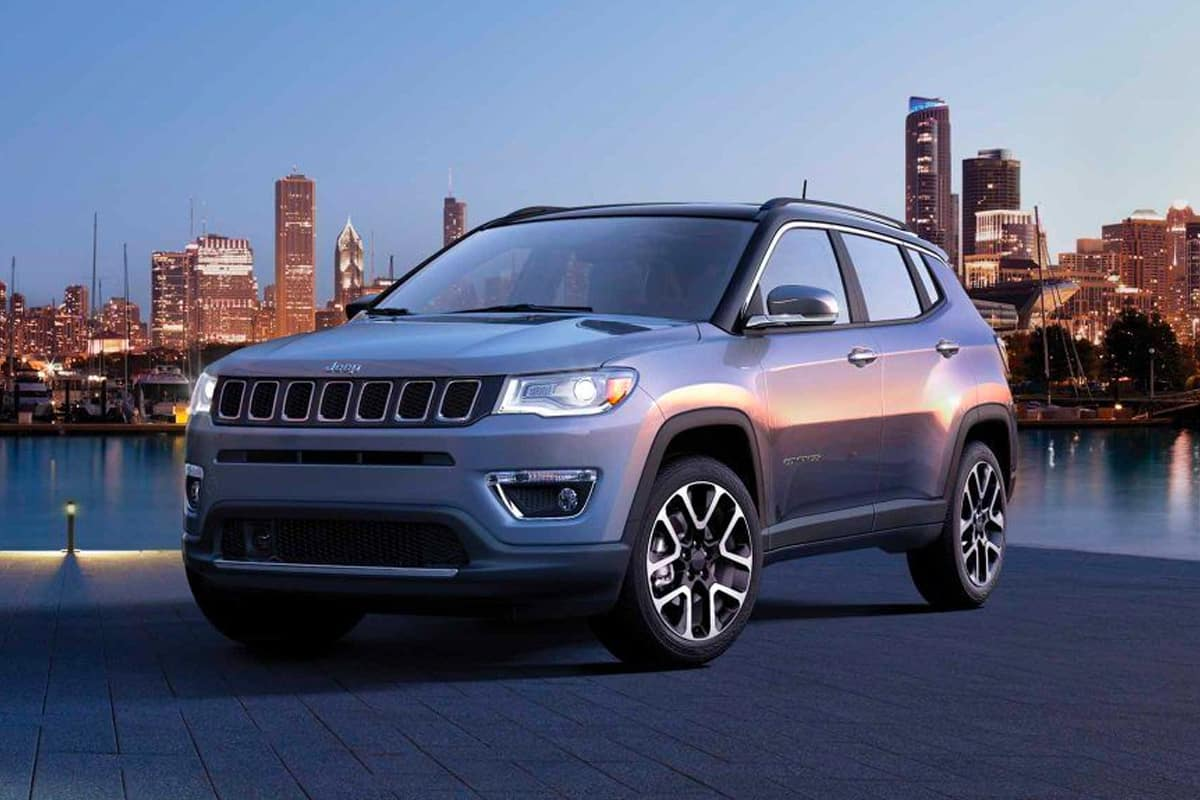Black Edition Jeep Compass 2020 Black
