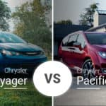 2020 Chrysler Pacifica Vs. 2020 Chrysler Voyager