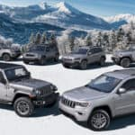 Jeep Models Prepare for Cold Weather With North Editions