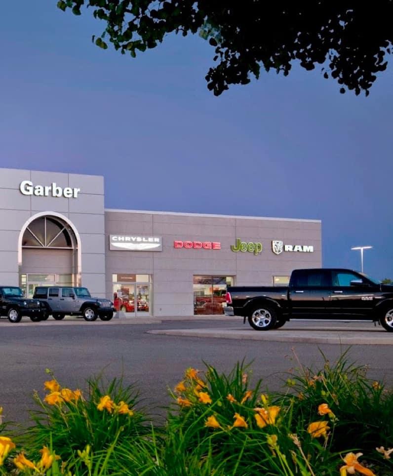 Garber CDJR Saginaw