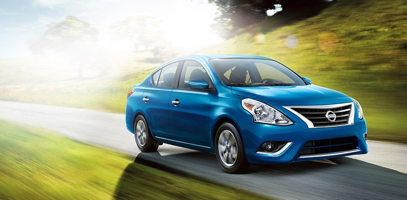 The 2017 Nissan Versa: Compact Convenience - Garber Nissan
