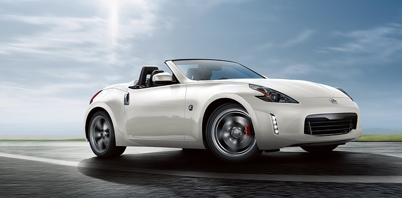 Live Life With The Top Down In A 2018 Nissan 370Z Roadster. This Iconic Sports  Car Is The Powerful Addition You Need In Your Garage.