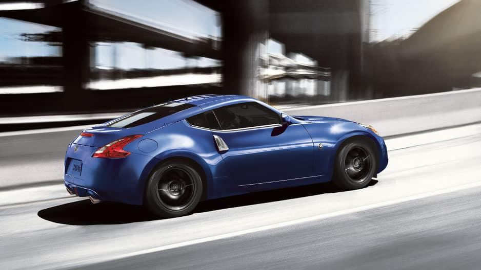 Performance Features of the New Nissan 370Z at Garber in Saginaw, MI