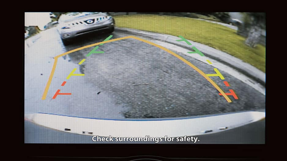 Safety Features of the New Nissan 370Z at Garber in Saginaw, MI
