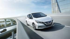 Performance Features of the New Nissan Leaf at Garber in Saginaw, MI