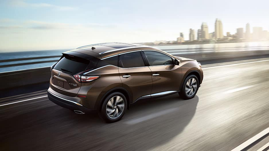 Performance Features of the New Nissan Murano at Garber in Saginaw, MI