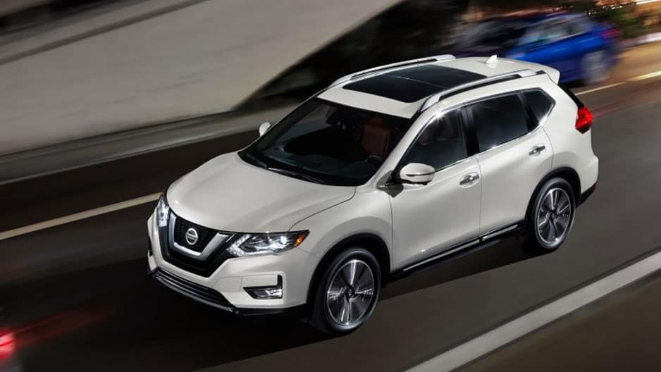 Performance Features of the New Nissan Rogue at Garber in Saginaw, MI