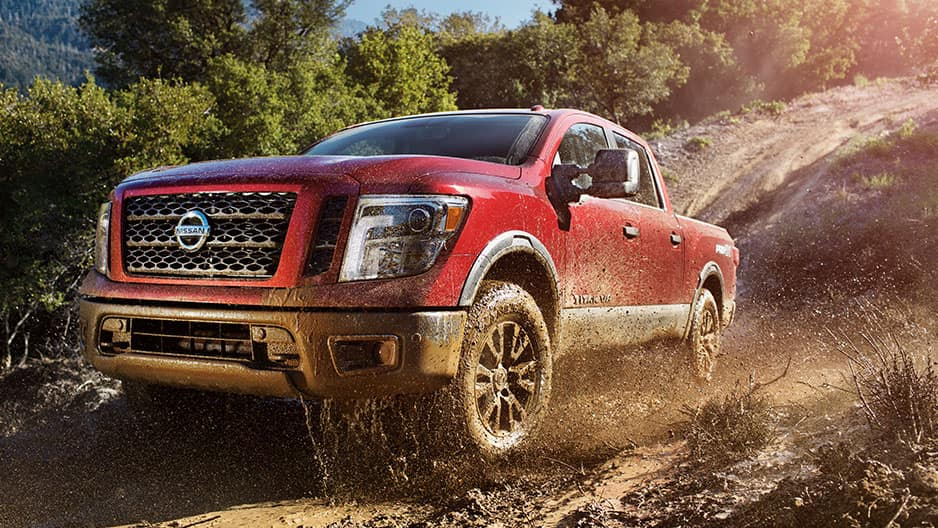 Performance Features of the New Nissan Titan at Garber in Saginaw, MI