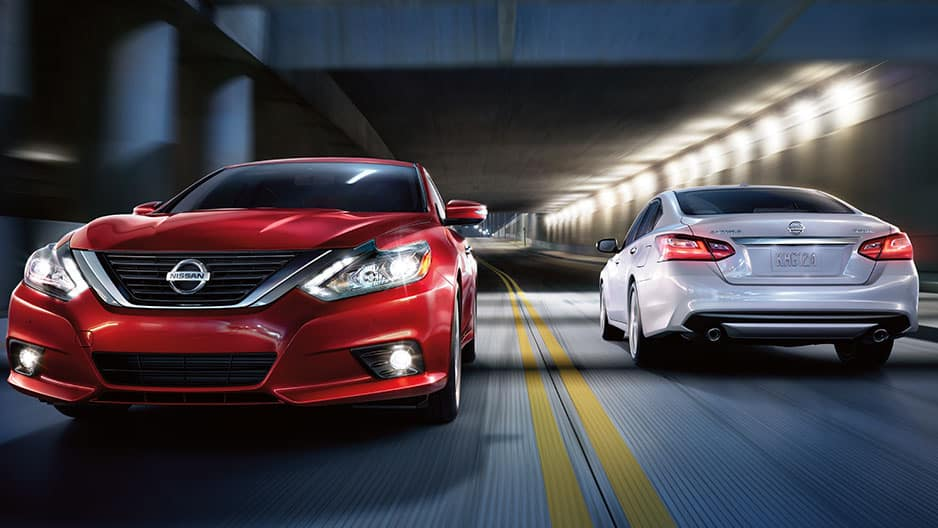 Performance Features of the New Nissan Altima at Garber in Saginaw, MI