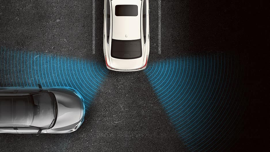 Safety Features of the New Nissan Altima at Garber in Saginaw, MI