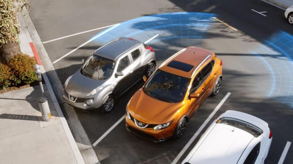 Safety Features of the New Nissan Rogue Sport at Garber in Saginaw, MI