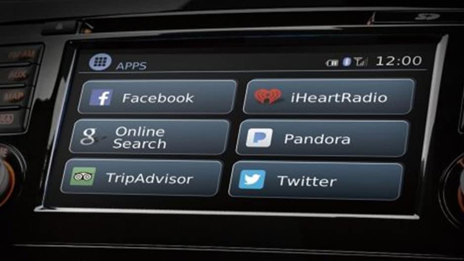 Technology Features of the New Nissan Rogue Sport at Garber in Saginaw, MI