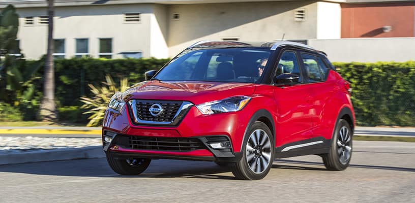 The All New 2018 Nissan Kicks Has Been In Showrooms For A Bit Now, But It  Was Still Waiting On Final Safety Tests From The IIHS. Today, The Newest  Addition ...
