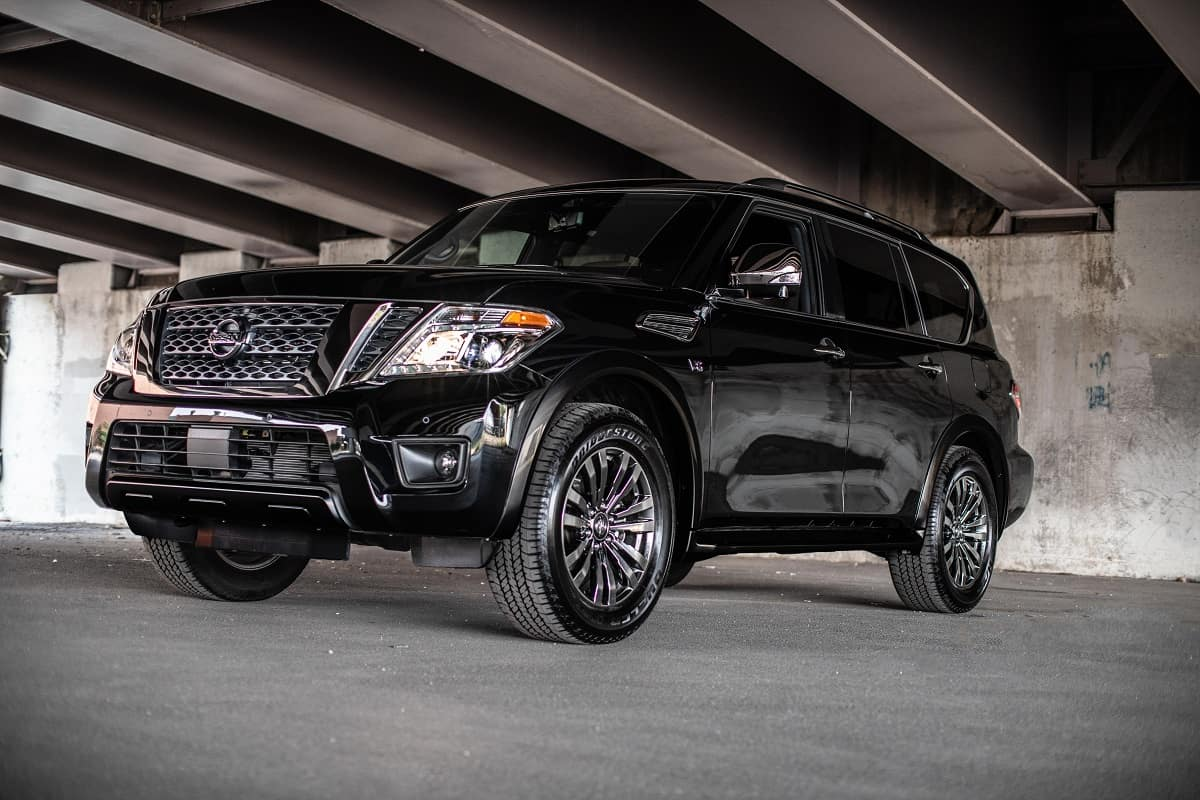 2018 Nissan Armada: Changes, Features, Price >> 2019 Nissan Armada Same Rugged Suv With New Standard Safety