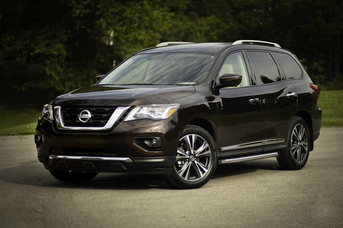 2019 Nissan Pathfinder Hits Showrooms With New USB Ports and ... on