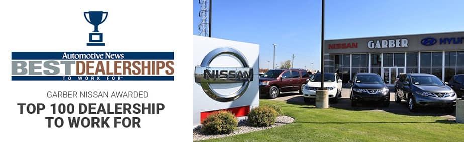 Garber Nissan® In Saginaw, MI | New U0026 Used Car Dealership