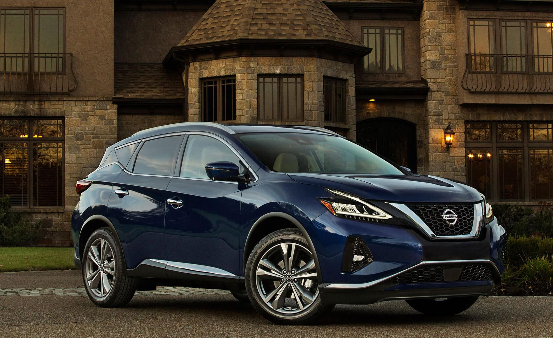 2019 Nissan Murano Gets a Facelift and New Safety Gear