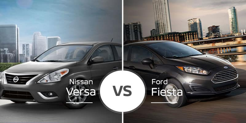 Subcompact cars may be inexpensive, but there is no reason for them to be cheap or boring. The Nissan Versa and Ford Fiesta are both inexpensive, ...