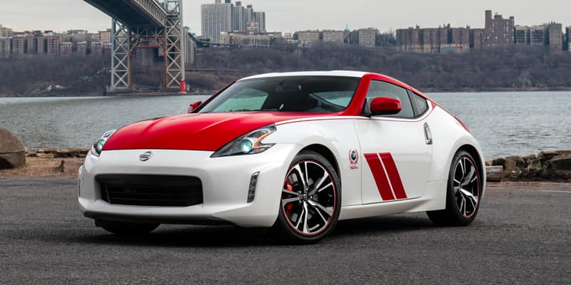 Celebrate 50 Years of Z Cars with a Special 2020 Nissan 370Z
