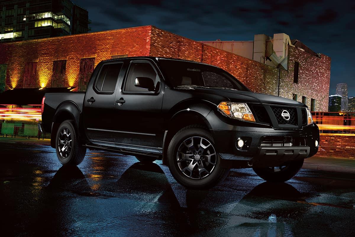 Nissan Frontier Vs. Chevy Colorado on