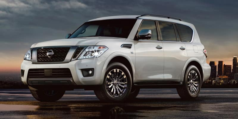 2020 Nissan Armada Hits Showrooms With A New Wheel Package