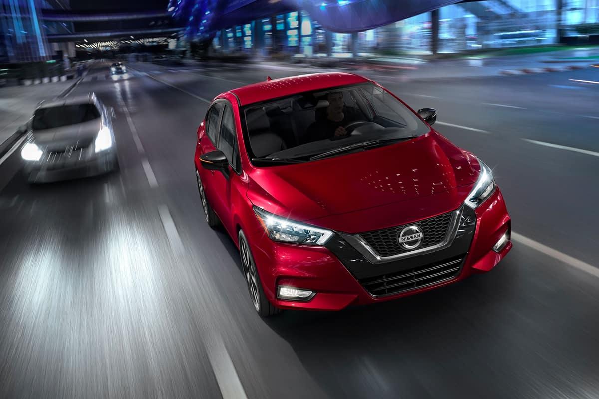 2020 Nissan Versa Vs. 2019 Toyota Yaris Sedan