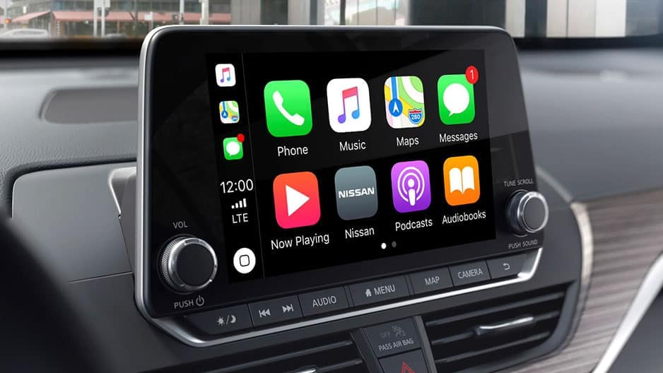 Technology Features of the New Nissan Altima at Garber in Saginaw, MI