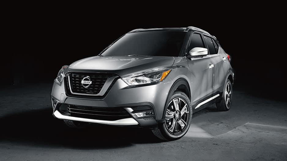 Exterior Features of the New Nissan Kicks at Garber in Saginaw, MI