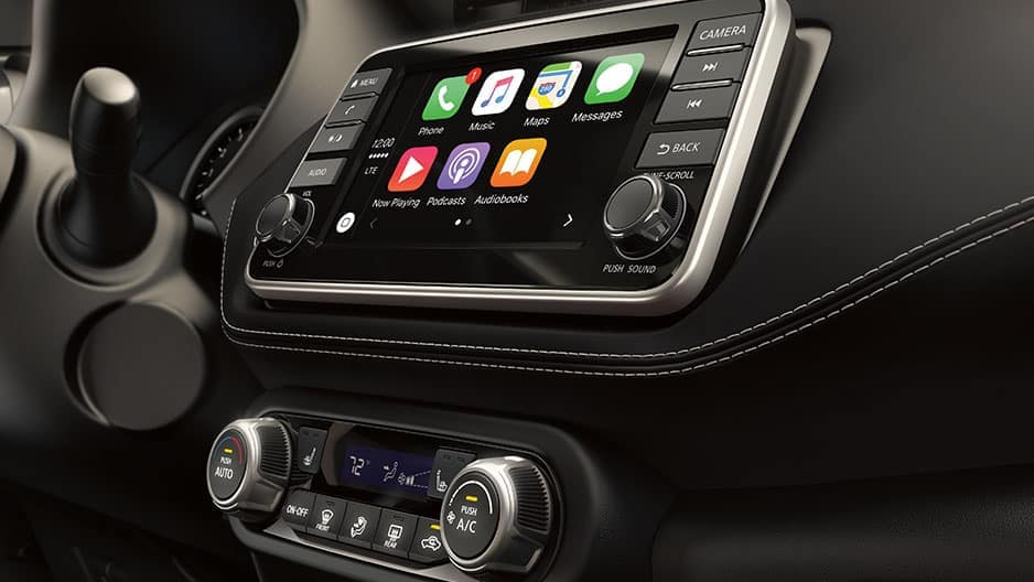 Technology Features of the New Nissan Kicks at Garber in Saginaw, MI
