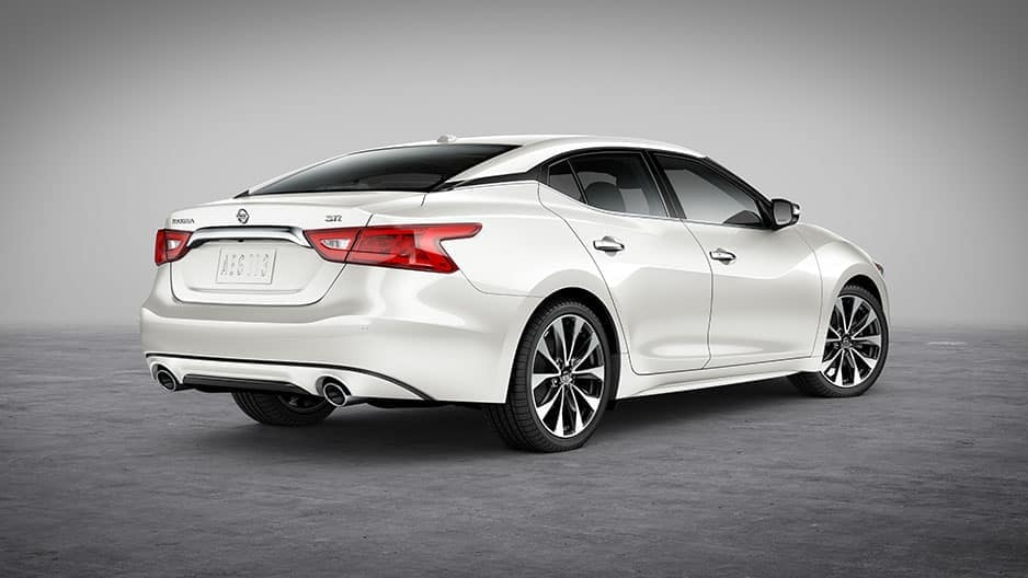 Exterior Features of the New Nissan Maxima at Garber in Saginaw, MI