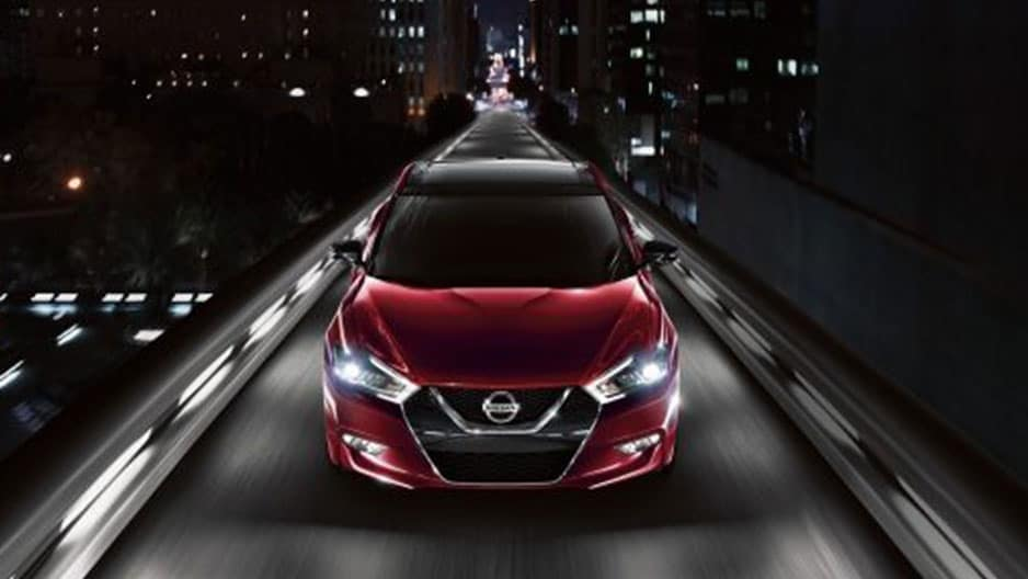 Performance Features of the New Nissan Maxima at Garber in Saginaw, MI
