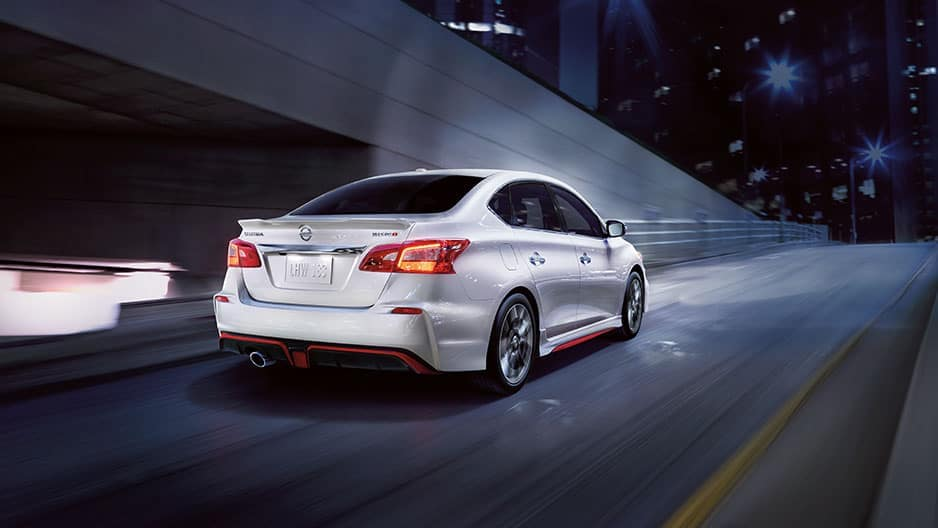 Performance Features of the New Nissan Sentra at Garber in Saginaw, MI