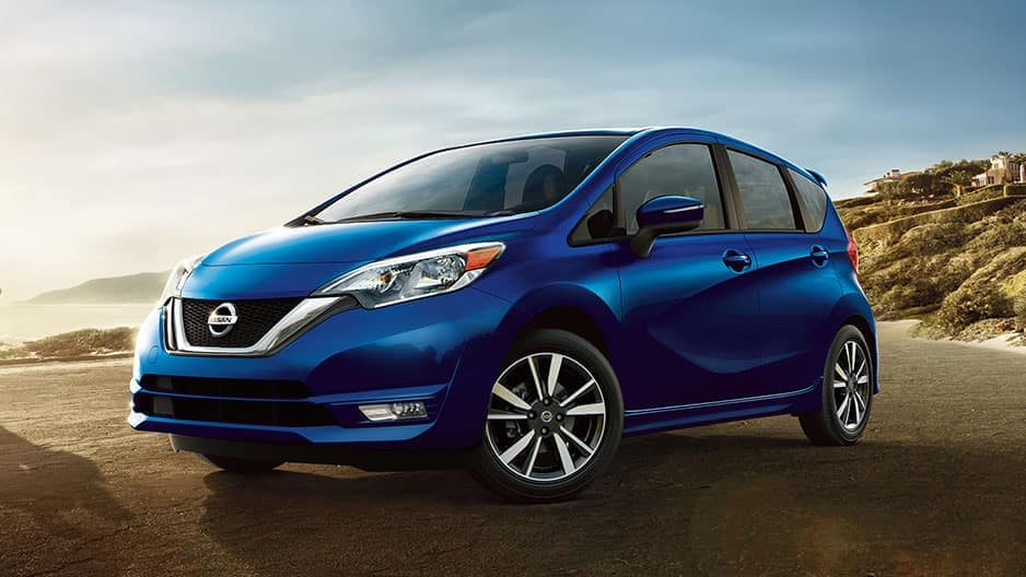 Exterior Features of the New Nissan Versa Note at Garber in Saginaw, MI
