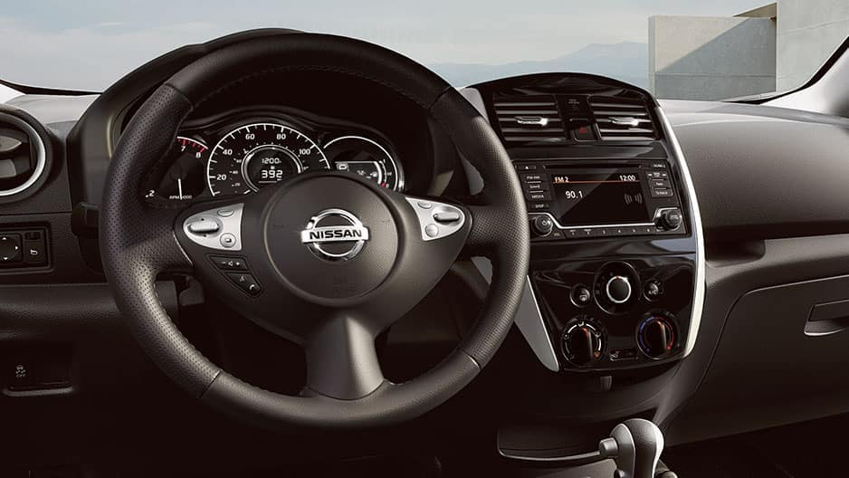 Technology Features of the New Nissan Versa Note at Garber in Saginaw, MI
