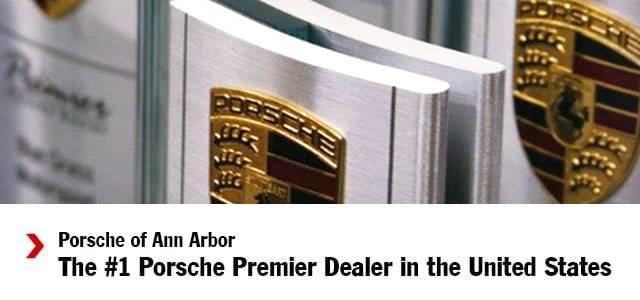 2017 Porsche Premier Dealer Porsche Ann Arbor