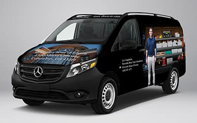 Mercedes-Benz Sprinter Wraps