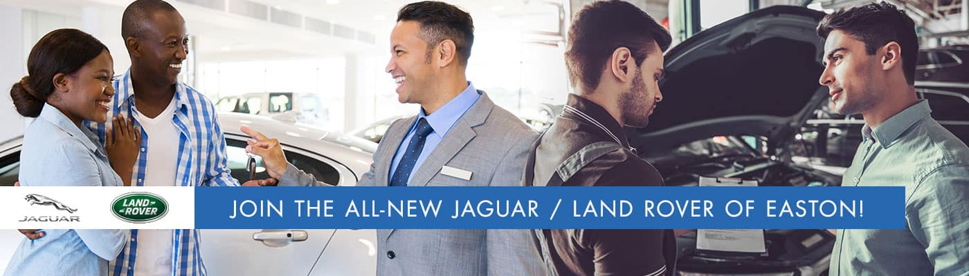 Jaguar Land Rover Career Opportunities Columbus, OH