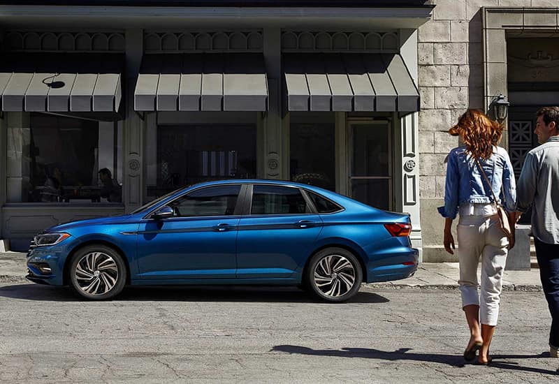 2019 Volkswagen Jetta Alloy Wheels