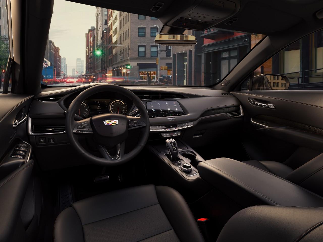 2019 Cadillac XT4 Technology