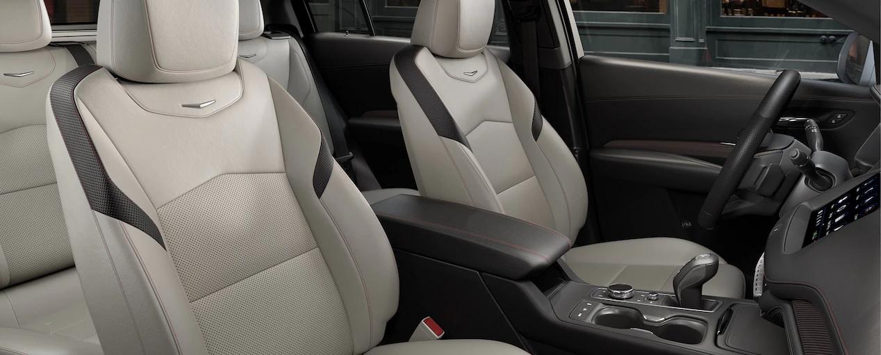2018 Cadillac XT4 Interior