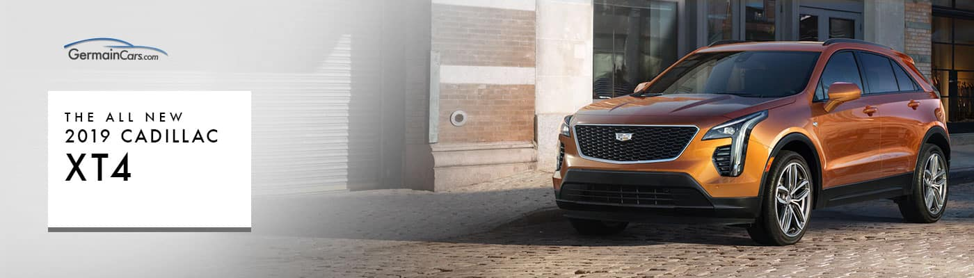 2019 Cadillac XT4 Model Overview at Germain Cadillac of Easton